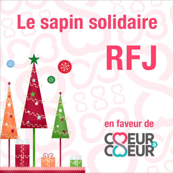 Le sapin solidaire RFJ