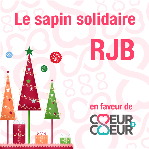 Le sapin solidaire RJB