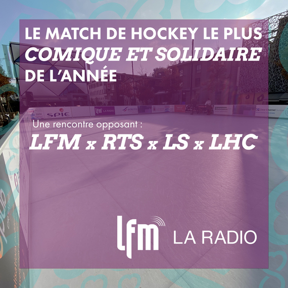 Le Match de Hockey LFM
