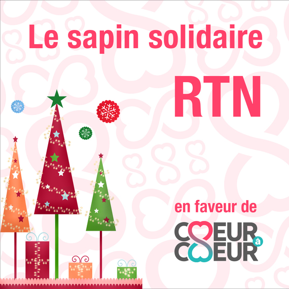 Le sapin solidaire RTN